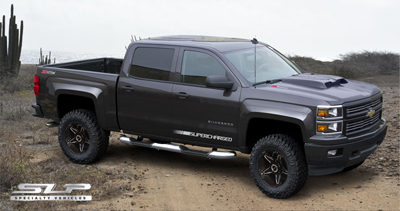 2014 500HP Supercharged 5.3L Silverado ZL® Off-Road